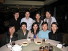 Group photo at Yè Shanghai