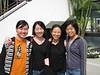me, Melody, Jill and Chiang Lian at City Hall after dimsum.