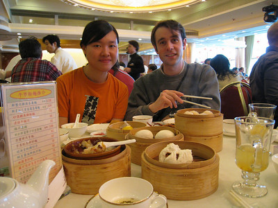 Hong Kong - Meals & Friends