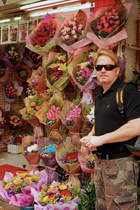 Wes - Flower Market - Kowloon