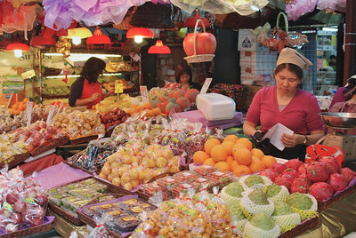Fruit Stand - Kowloon