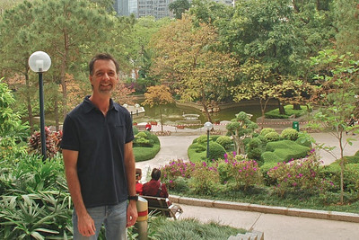 Jerry in Kowloon Park