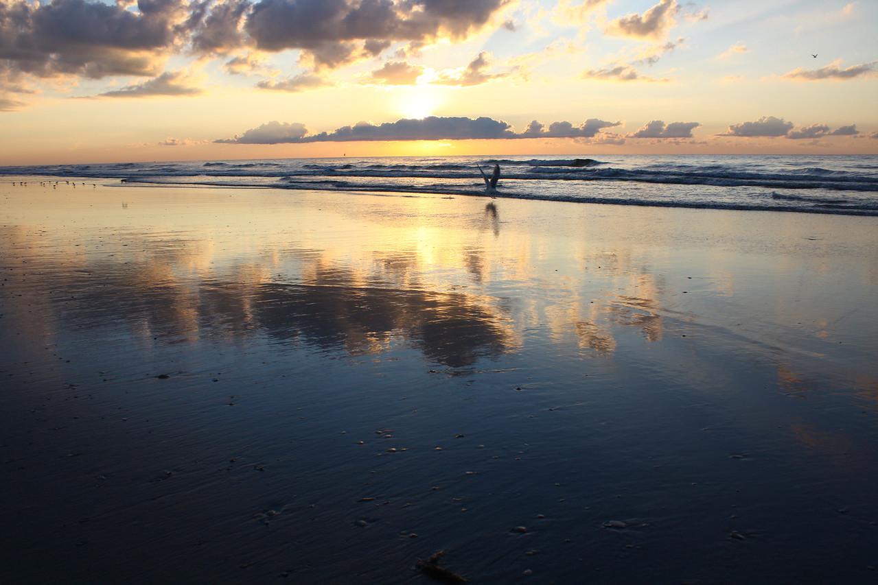 Sunrise in Avalon.
