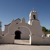The church was also constructed of adobe.