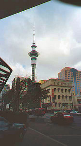 In 1998 on the way to the Surfers Paradise Champ Car Race in Surfers Paradise we stopped by Auckland in New Zealand for a days sight seeing. We browsed the town the tower and went to visit the Old Fort on the Explorer tourist bus trip.