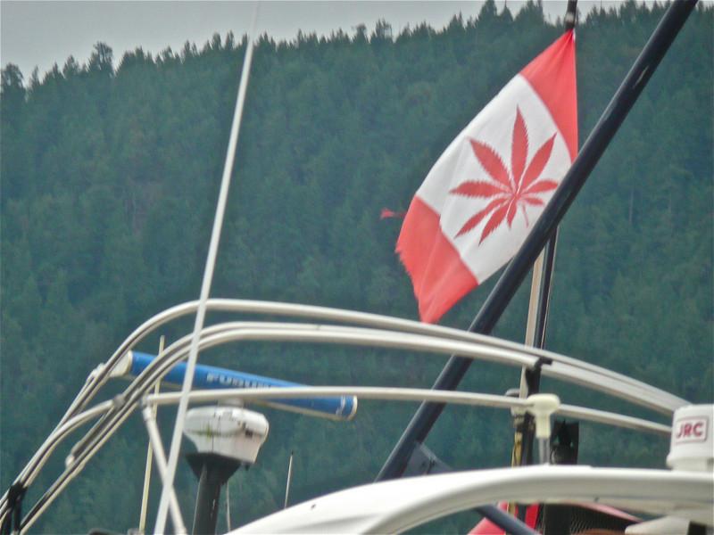 Canadian Flag (??)