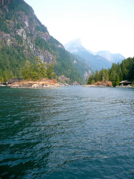 approach to Malibu and Malibu Rapids