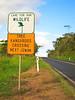 Tree kangaroos crossing next 12 km