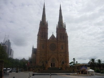 Day 3: St. Mary's Cathedral