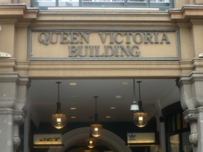 Day 3: Queen Victoria Building (QVB)
