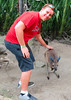 kevin with kangaroo