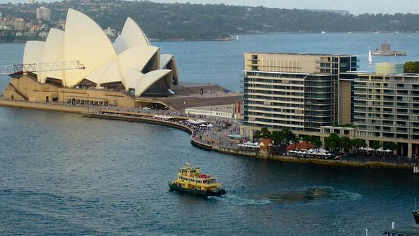 Australia January 2012