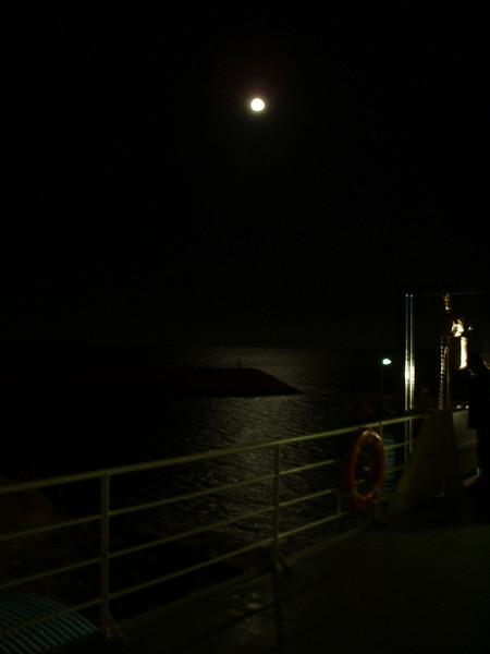 Ferry to Kangaroo Island SA