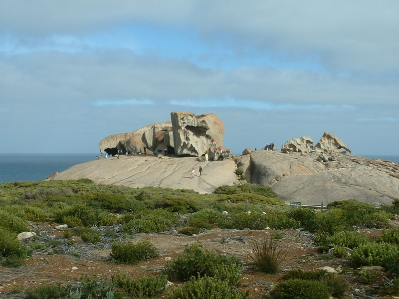 The Remarkables on Kangaroo Island