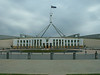 Parlaiment House in Canberra