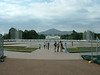 Parlaiment building Canberra