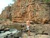 Me at Katherine Gorge