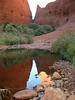 The Olgas reflection