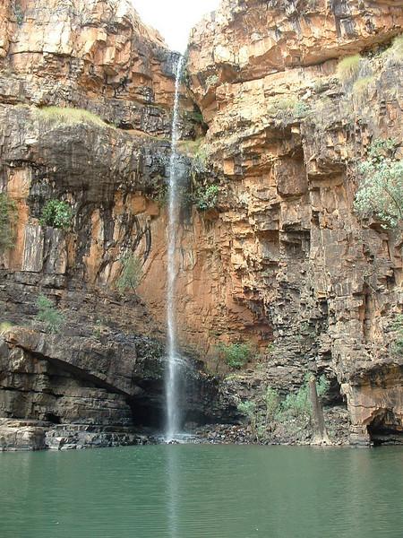 Katherine Gorge waterfall