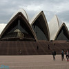 opera house from the front