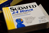 Both Hanh and I are sick. We cough and we lost our voice. Our friend Sudafed to the rescue!