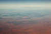Here, we are arriving at Yulara (Uluru Kata Tjuta national park). We can see Uluru in the distance.