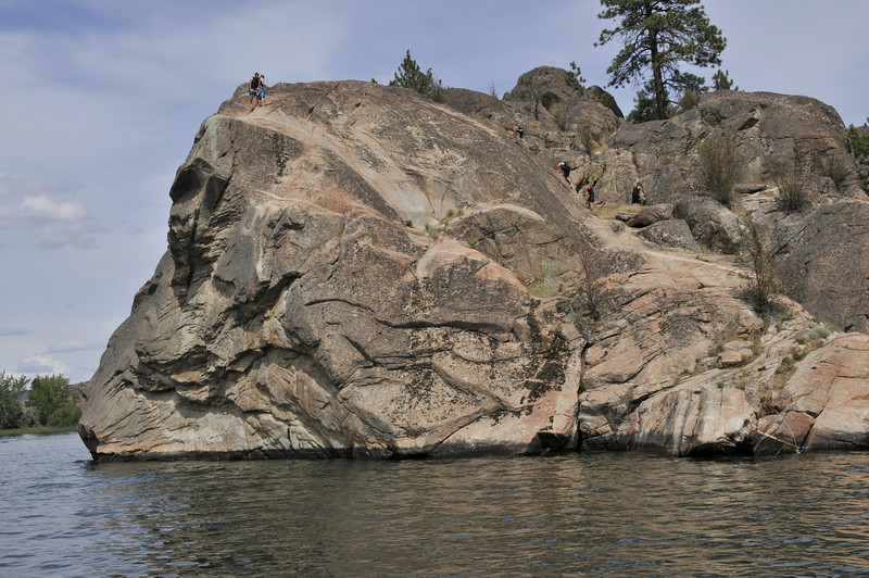 Banks Lake, Steamboat Rock State Park<br /> June 18, 2010 thru June 27, 2010<br /> Knoths, Keefes, Andersons, Clarkes, Inmans, Swansons, Lipanas, Hovendens, Cannons, McInellys
