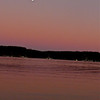 Full moon Friday Harbor
