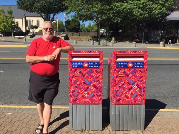 Public Art_ mailboxes_Nanaimo