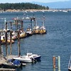 working docks at Nanaimo_ log rafting  tugs
