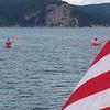 Kayaking Swift Bay,