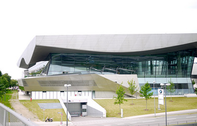 BMW Welt (World) and HQ