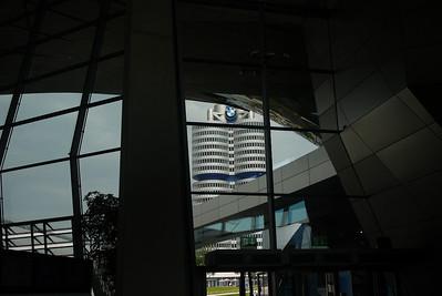 BMW HQ from BMW World