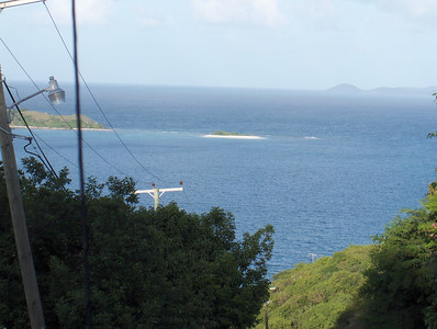 Sandy Spit from Jost Van Dyke