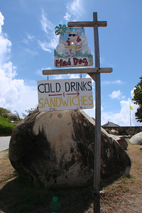 Mad Dog Restaurant Virgin Gorda