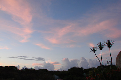 Sage Point Villa sunset Virgin Gorda