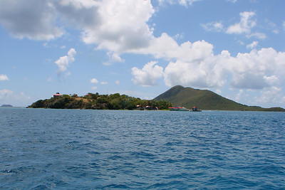 Marina Cay, Totola to Virgin Gorda