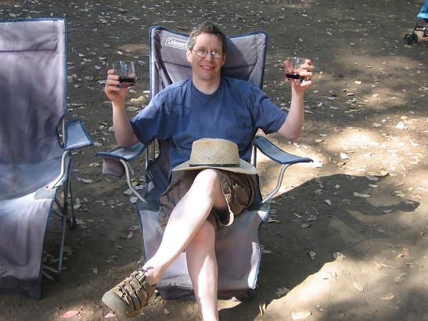 Babies Camping 2008