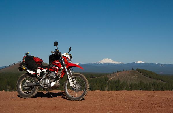 Backcountry Oregon