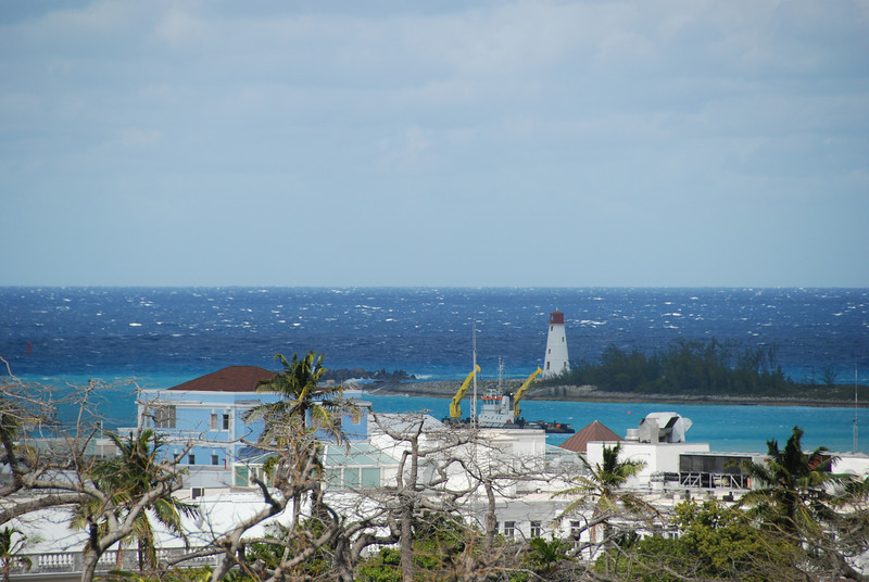 View from Fort Fincastle