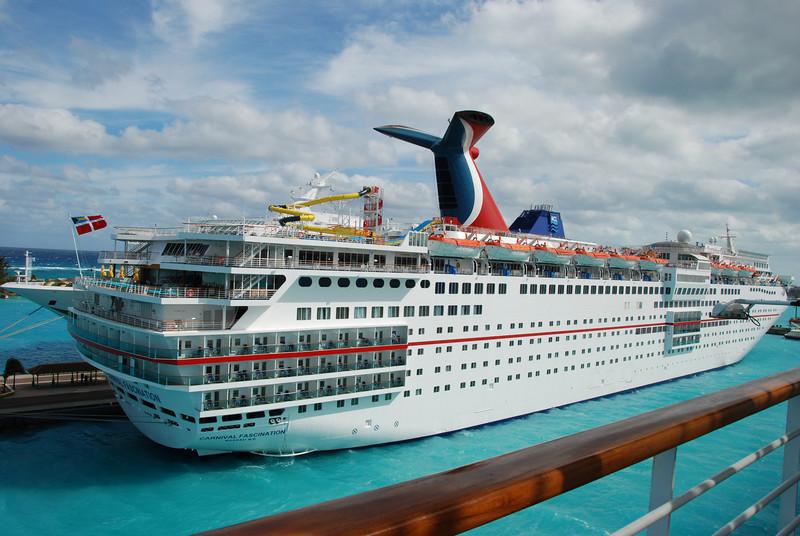 The ship next door