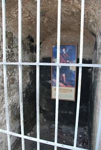 Cell at Fort Fincastle