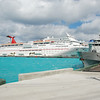 Our ship, the Carnival Imagination