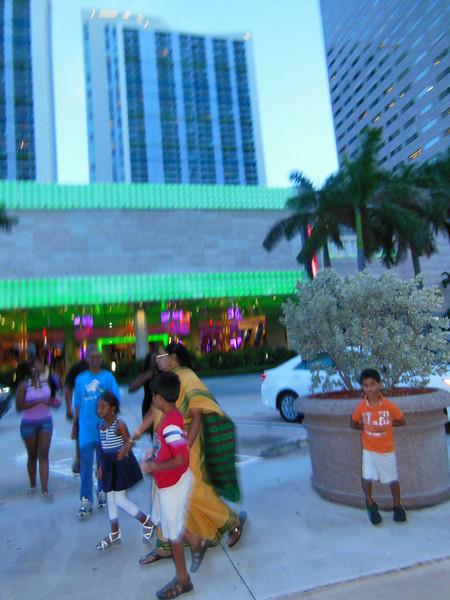 Bayside marketplace Miami FL