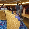 Day 1 On the Cruise ship