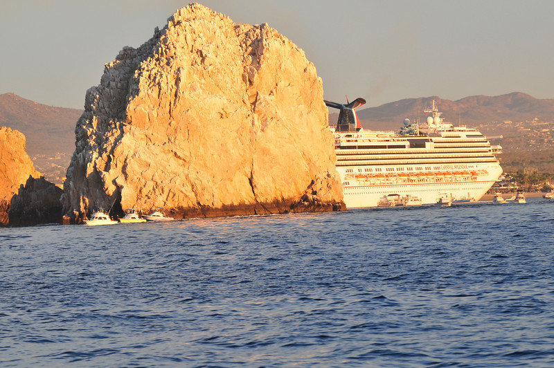 Lands End..Cabo San Lucas morning sunrise