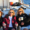Friends having a wonderful time!  Joanne, Val, Chris and Liz