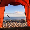 Baja Tent View