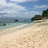 The beach at the resort on Nusa Lembongan