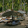 The resort on Nusa Lembongan